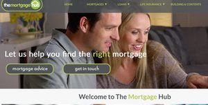 Mortgage Hub Website